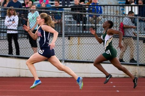 Amiah Lukowski – Track and Field