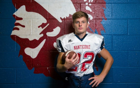 Trojan spirit: Mark Walters