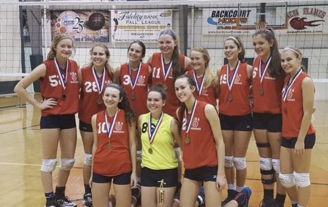 GNA girls volleyball takes second place in The Scranton Showdown