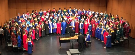 District chorus: pre-auditions