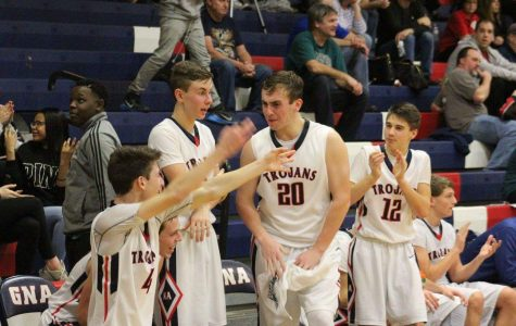 Trojans put up a forceful battle against No. 7 in state Hazleton