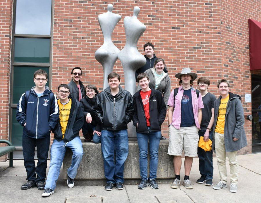 GNA students compete in programming contest at Bloomsburg University