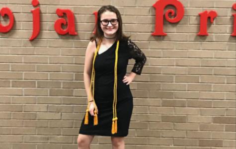 Senior spotlight: Courtney Capie