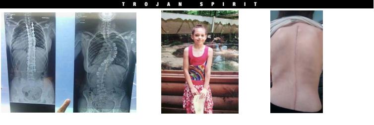 Trojan Spirit: Kaitlyn Corkell