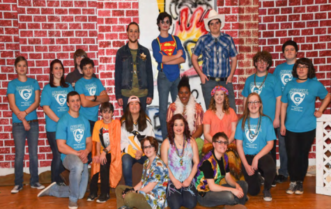 GNA proudly presents Godspell