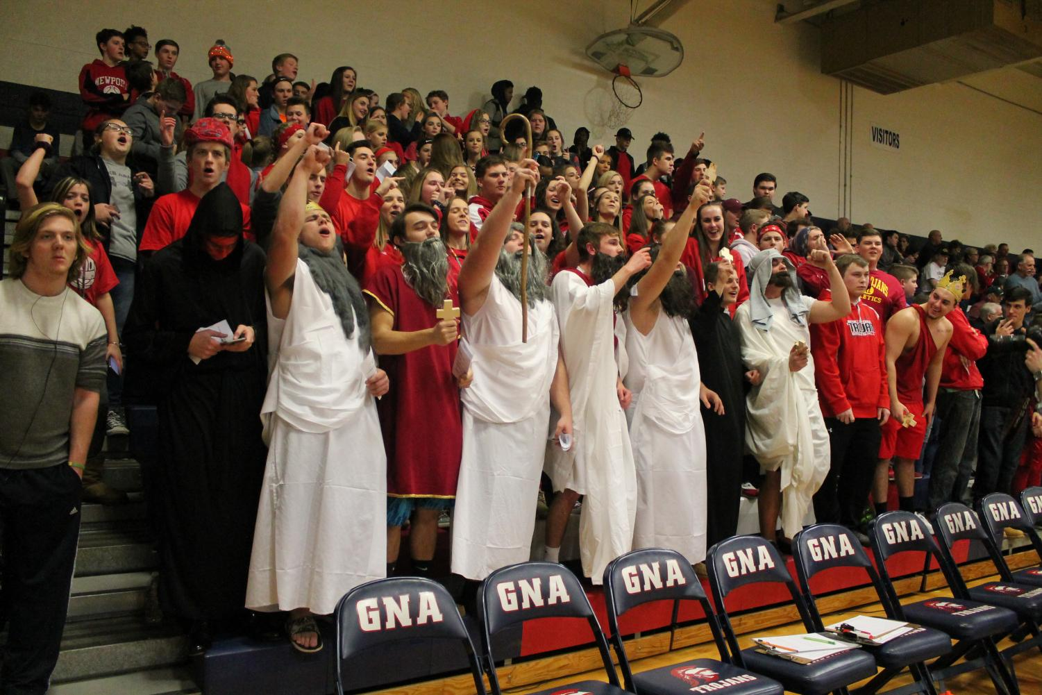 The Jungle comes out with a Red Sea theme.