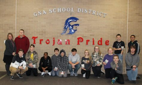 Trojan Pride Ticket winners: quarter two