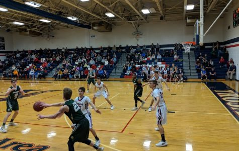 Trojans hold strong against Wyoming Area to win final home game
