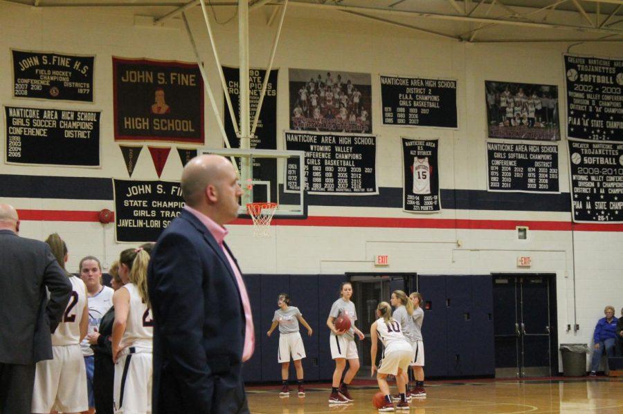 Coach Grant to lead Trojanettes
