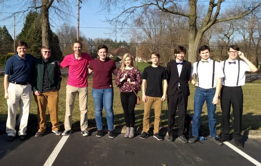 GNA sends students to compete in Quiz Bowl