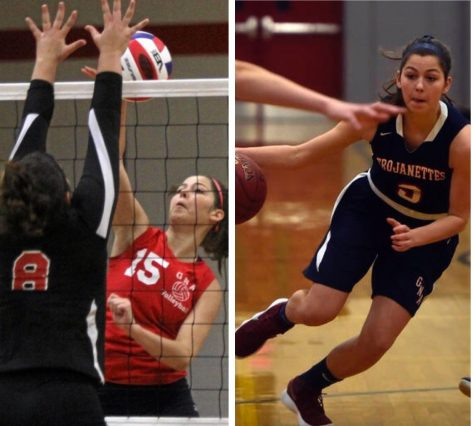 A jump start: Volleyball trains athletes for basketball