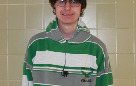 Senior spotlight: Calvin Herring