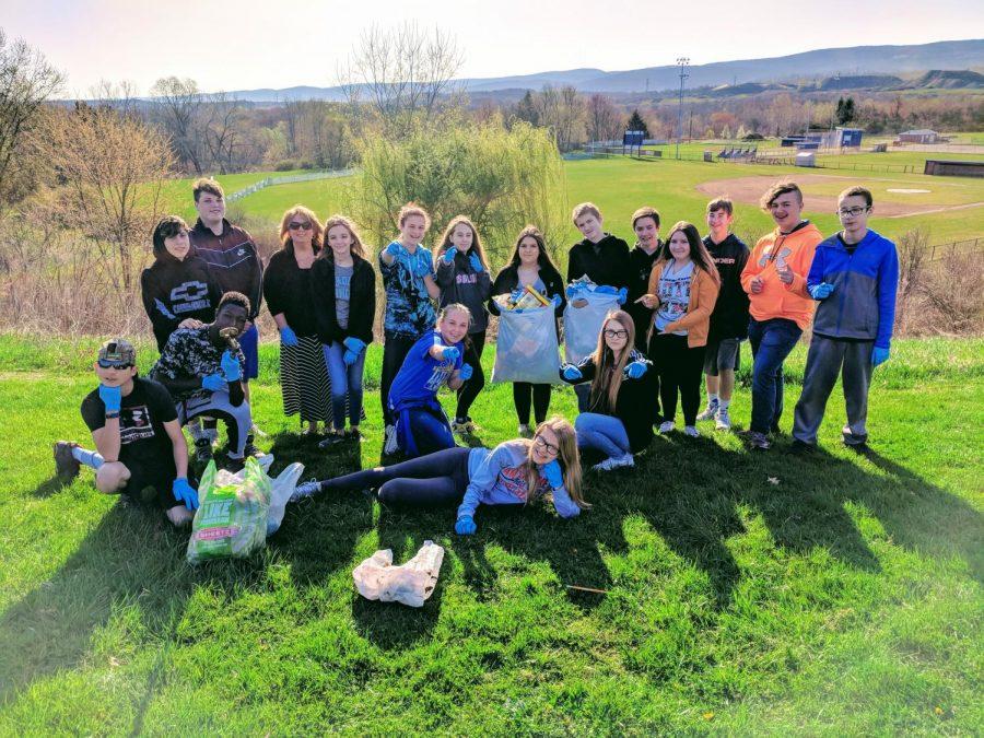 Tackling Earth Day at GNA