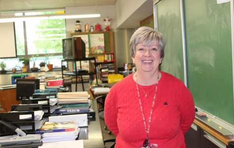 Getting to know our staff: Mrs. Hockenbury