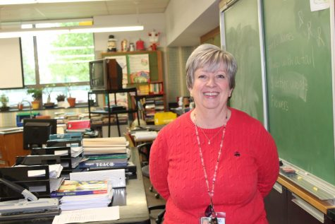 Getting to know our staff: Mrs. Dennis