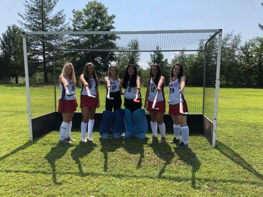 2018-2019 GNA field hockey