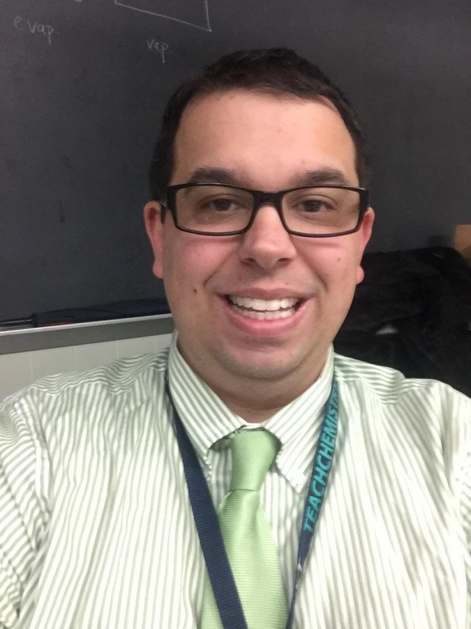 Getting to know our staff: Mr. Collins