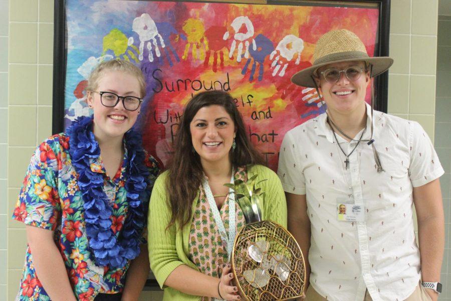 Spirit Week: Tourist Tuesday