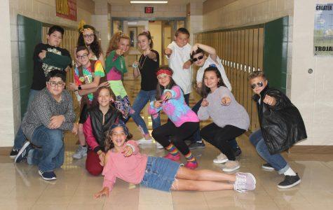 Spirit Week: Decades Day