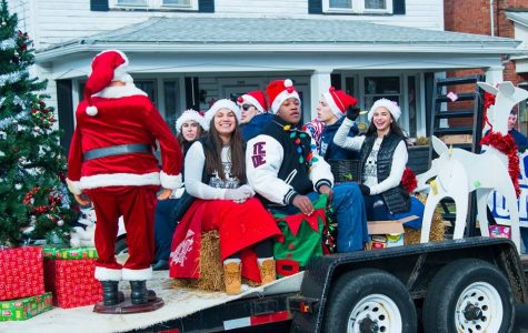 GNA's Christmas parade 2018