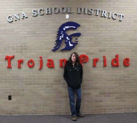 Student of the month: January 2019