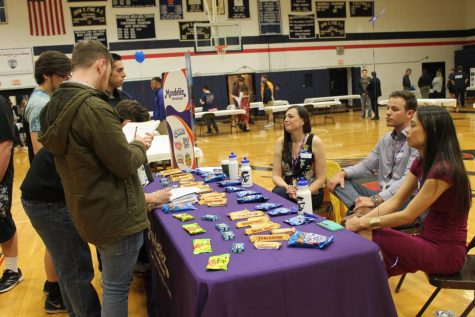 GNA hosts career fair