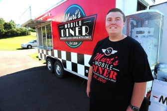 GNA graduate starts food truck business at 19