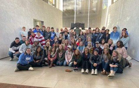 Seniors visit the historic city of Philadelphia