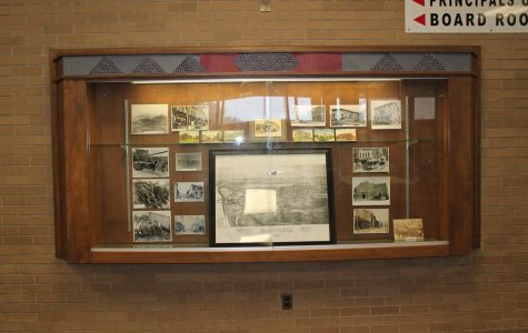 September 2019: Historical Society display case