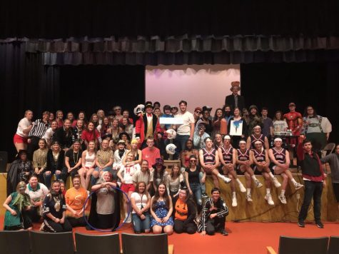 Homecoming 2019-2020 (part I)