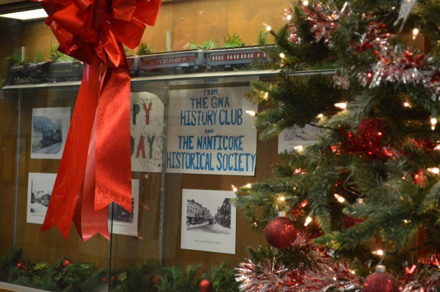 Happy Holidays from the Nanticoke Historical Society and the History Club