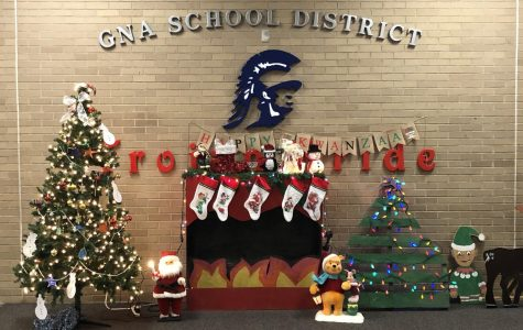GNA helps students feel at home for the holidays