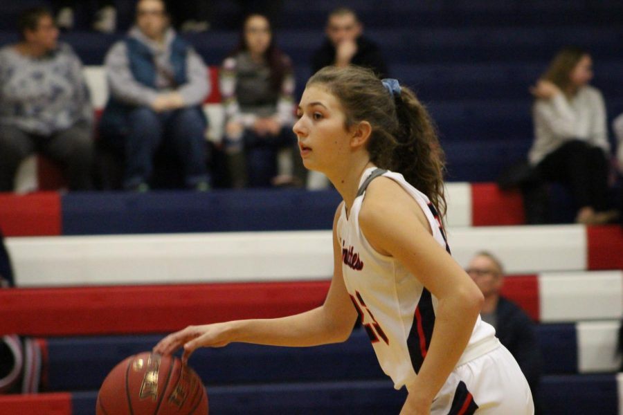 Spotlight: December Female Athlete of the Month