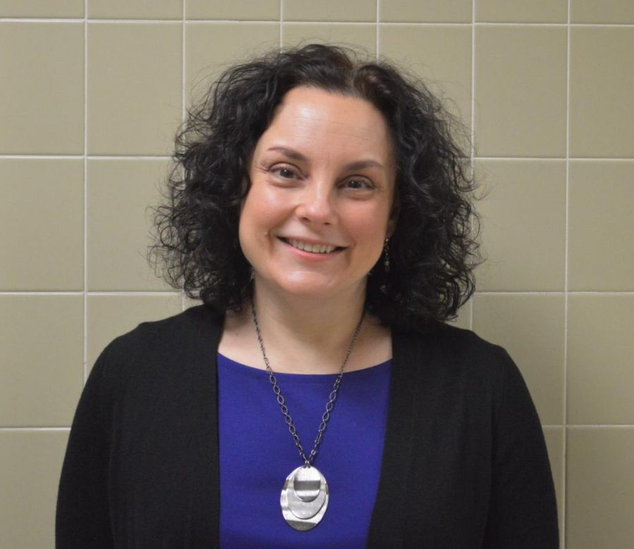 Ms. Warman is the first ever Teacher of the Month; she received the most votes out of all of the teachers at the GNA High School.