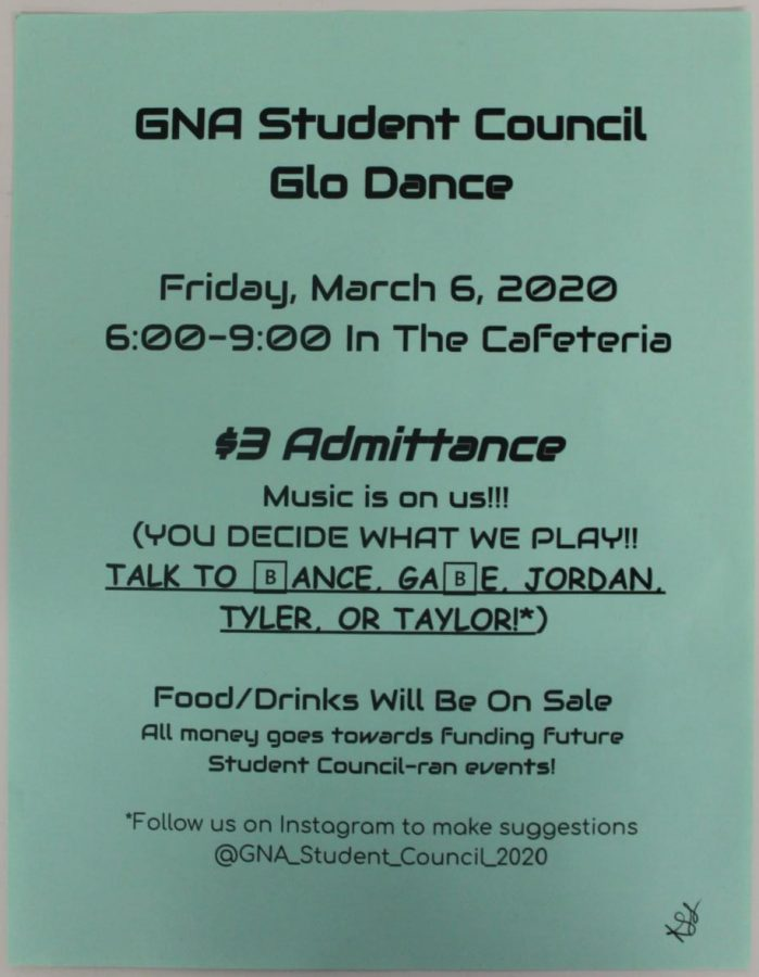 GNA Student Council set to host Glo Dance