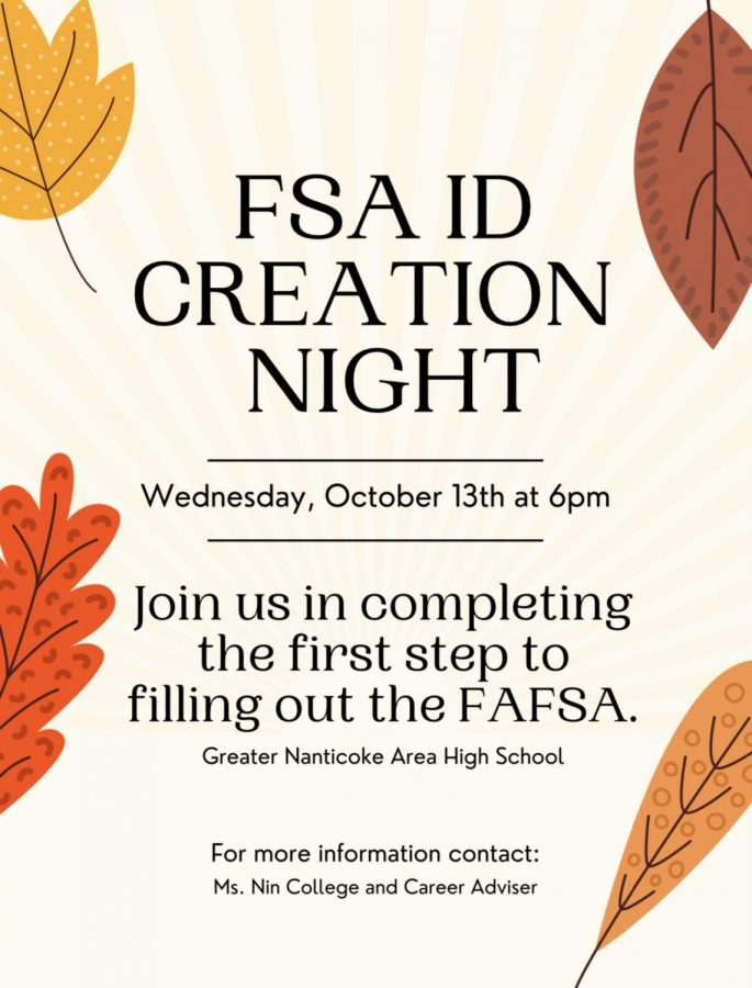 FSA ID Creation Night