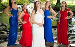 Miss GNA and her court.