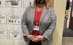 French teacher, Mrs. Harbaugh