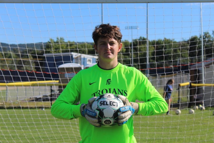 Spotlight- Male athlete of the month